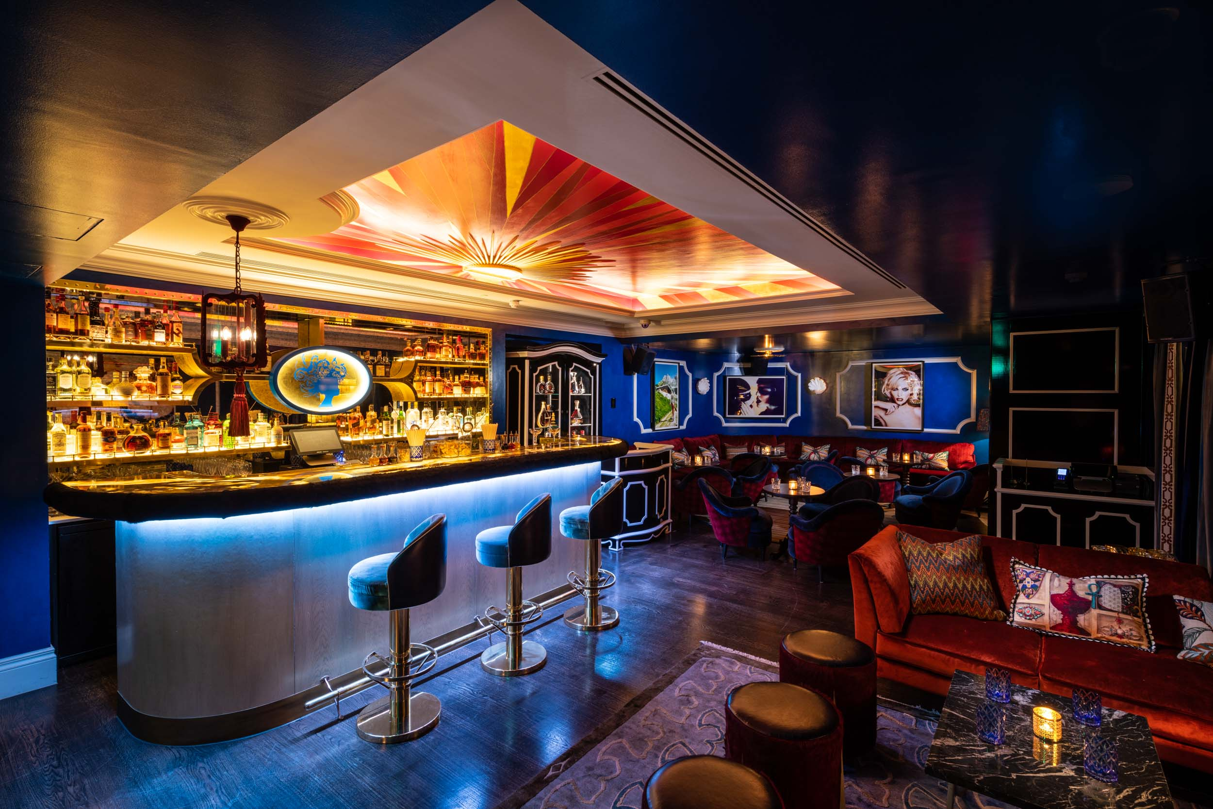 bagatelle-london-restaurant-bar-interior-design-colour-dover-street