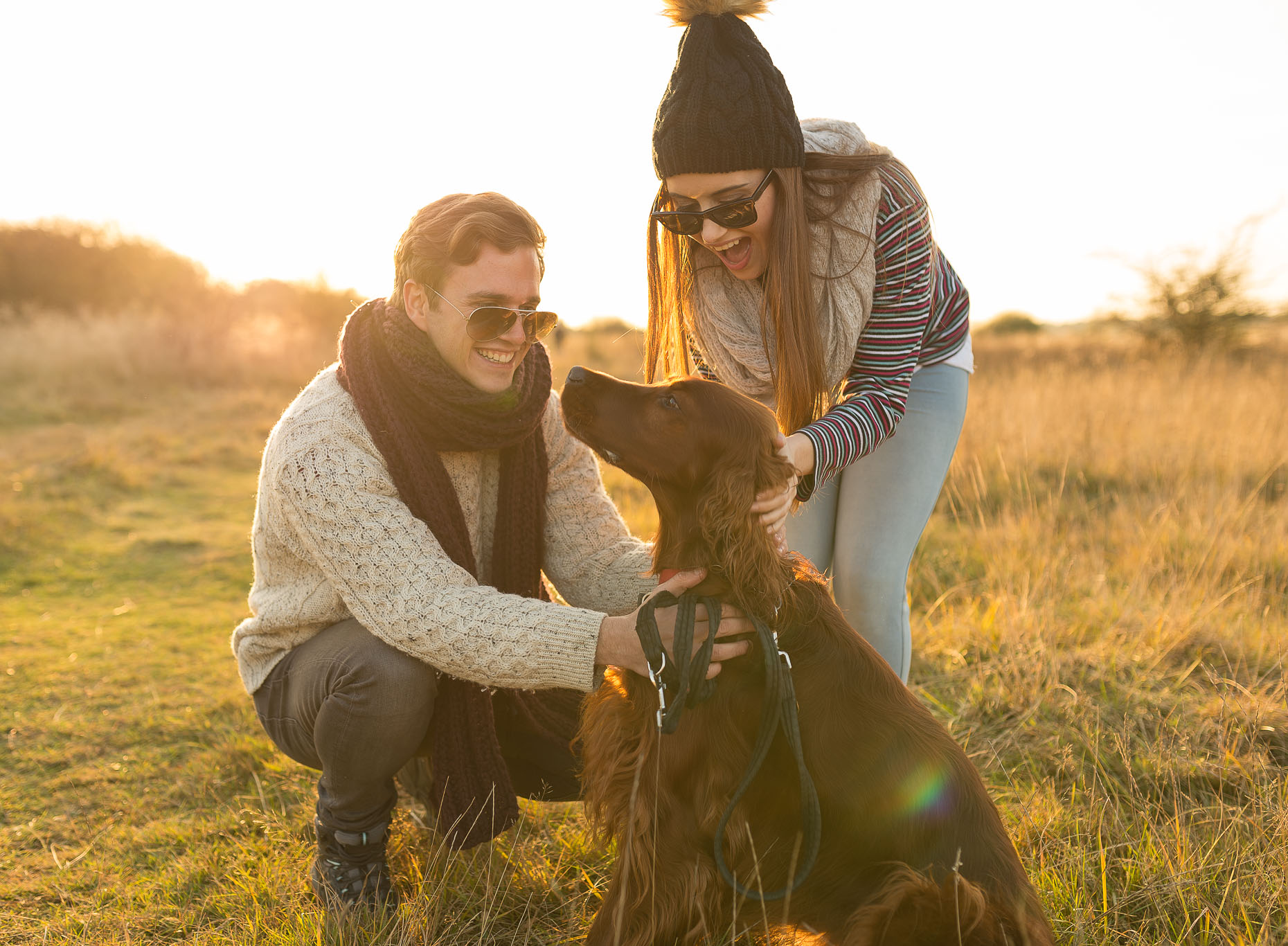 couple-playing-with-dog-epping-forest-outdoors-lifestyle-london-22