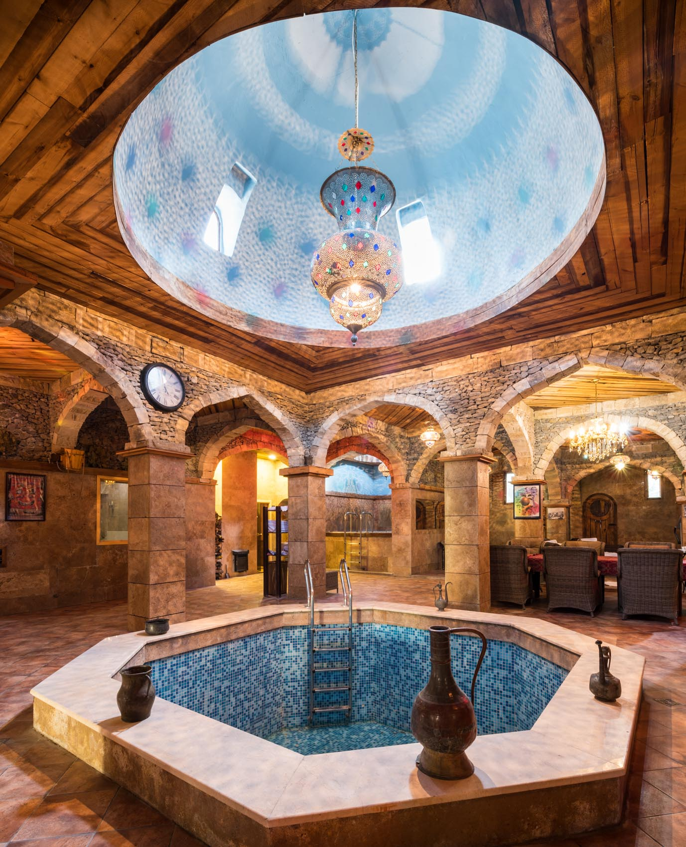 spa-interior-traditional-turkish-hammam-mosaic-tiles-azerbaijan-baku